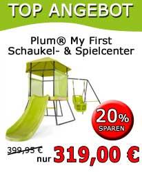 Plum® My First Schaukel- und Spielcenter