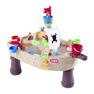 Little Tikes Spieltisch Wasserspass Piratenschiff 628566E3
