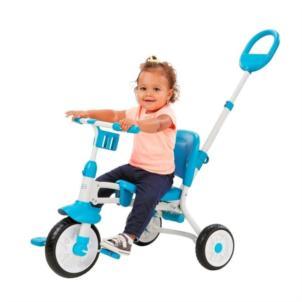 Little Tikes Dreirad 4-in-1 Pack´n Go blau 645747E4