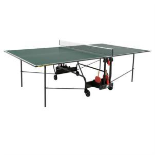 SUNFLEX Tischtennisplatte Hobby Indoor grün 50060