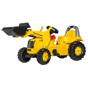 ROLLY TOYS rollyKid NH Construction mit Lader gelb 25053