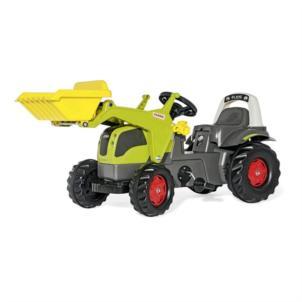 ROLLY TOYS rollyKid CLAAS Elios 230 Traktor + Lader 25077