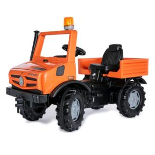 ROLLY TOYS rollyUnimog Service orange 038237