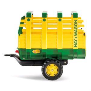 ROLLY TOYS rollyHay Wagon gelb/ grün 122981