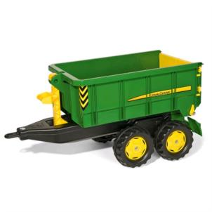 ROLLY TOYS rollyContainer John Deere Anhänger 125098