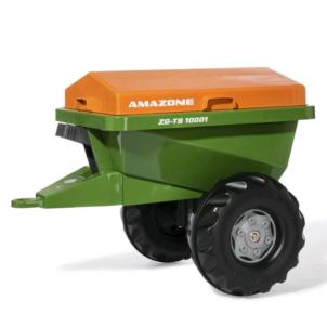 ROLLY TOYS rollyStreumax AMAZONE Anhänger grün 125104