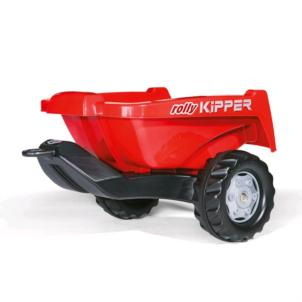 ROLLY TOYS rollyKipper II Anhänger rot 128815