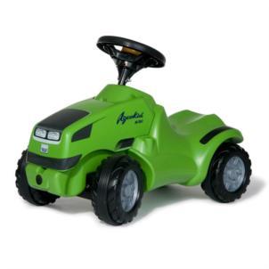 ROLLY TOYS rollyMinitrac Deutz Agrokid Babyrutscher grün 132102