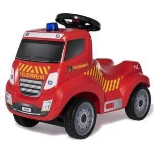 FERBEDO Truck Fire Feuerwehr Rutscher mit Blaulicht 171125