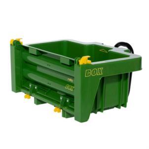 ROLLY TOYS rollyBox Transportmulde grün 408931