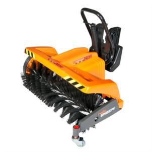 ROLLY TOYS rollySweepy Kehrmaschine orange 409723