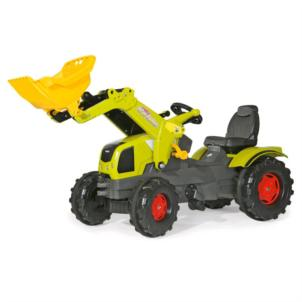 ROLLY TOYS Traktor rollyFarmtrac CLAAS AXOS inkl. Frontlader 611041