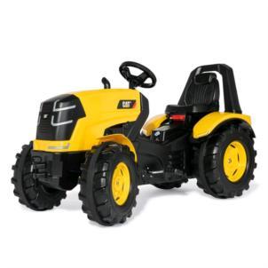 ROLLY TOYS Traktor rollyX-Trac Premium CAT gelb 640096