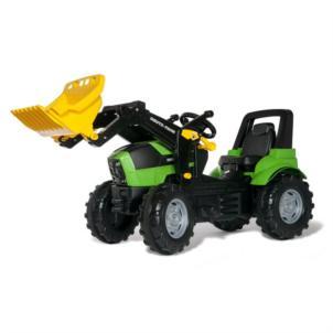 ROLLY TOYS Traktor rollyFarmtrac Deutz Agrotron 7250 TTV inkl. Frontlader 7100348