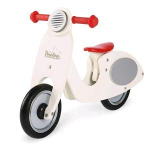 PINOLINO Laufrad Vespa Wanda cremeweiß 239414