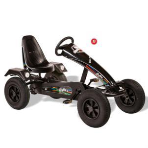 Dino Cars Gokart Stylez AF schwarz/ schwarz 212AF
