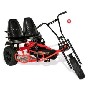 DINO CARS Gokart 2Rider BF1 2-Sitzer 0143BF1