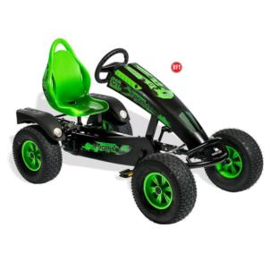 Dino Cars Gokart Trophy BF1 schwarz/ grün 57.260BF1