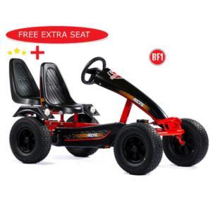 DINO CARS Gokart Camaro BF1 rot 57.710BF1 + gratis Soziussitz 0307