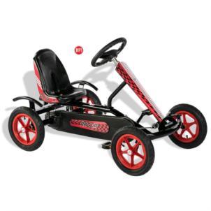 Dino Cars Gokart Speedy Racer BF1 schwarz/rot 17.210BF1