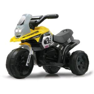 JAMARA Ride-on E-Trike Racer gelb 6V 460226