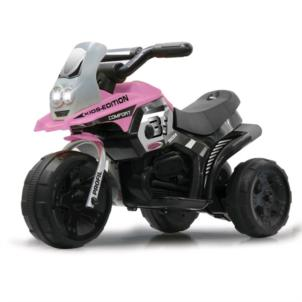 JAMARA Ride-on E-Trike Racer pink 6V 460228