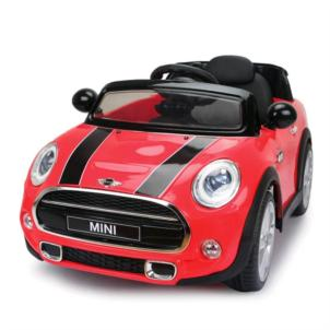 JAMARA Ride-on Mini rot 12V 460236