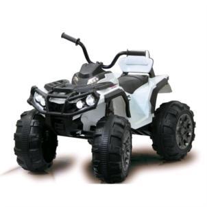 JAMARA Ride-on Quad Protector weiss 12V 460248