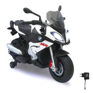JAMARA Ride-on Motorrad BMW S1000XR weiss 6V 460253