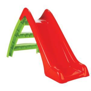 JAMARA Rutsche Happy Slide rot/grün 460265