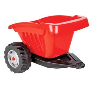 JAMARA Anhänger Ride-on rot 460270