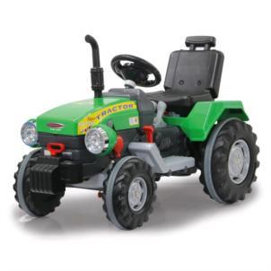 JAMARA Ride-on Traktor Power Drag grün 12V 460276