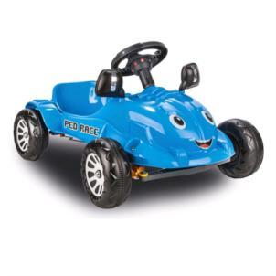 JAMARA Tretauto Ped Race blau 460289