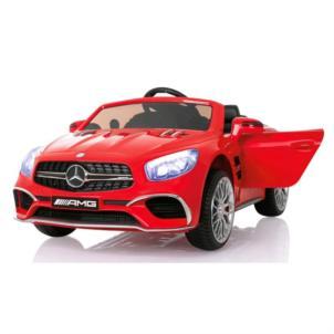 JAMARA Ride-on Mercedes-AMG SL 65 rot 12V 460294