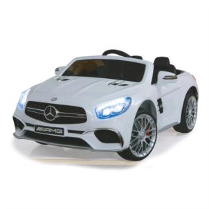 JAMARA Ride-on Mercedes-AMG SL 65 weiß 12V 460296