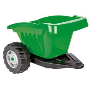 JAMARA Anhänger Ride-on grün 460309