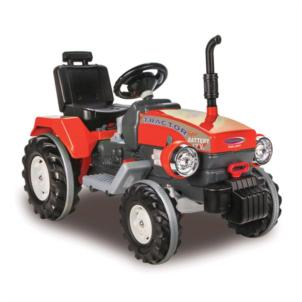 JAMARA Ride-on Traktor Power Drag rot 12V 460319