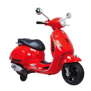 JAMARA Ride-on Vespa GTS 125 rot 12V 460348