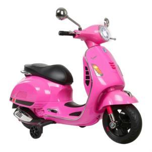 JAMARA Ride-on Vespa GTS 125 pink 12V 460349