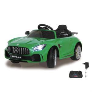 JAMARA Ride-on Mercedes-AMG GT R grün 12V 460361