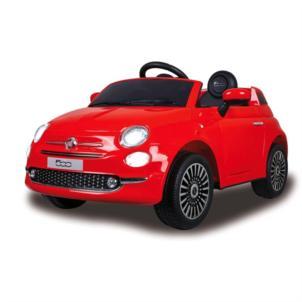 JAMARA Ride-on Fiat 500 rot 12V 460442