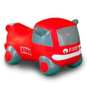 JAMARA Hüpfauto Fire Truck mit Pumpe 460456