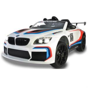 JAMARA Ride On Car BMW M6 GT3 weiß 460473