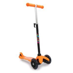 JAMARA KickLight Scooter orange 460496