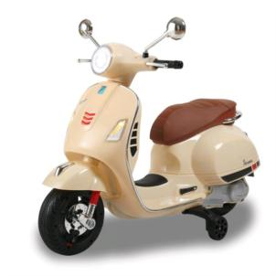 JAMARA Ride-on-Vespa GTS 12Volt beige 460599