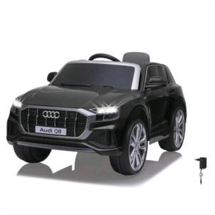 JAMARA Ride-on Audi Q8 schwarz 12V 460200