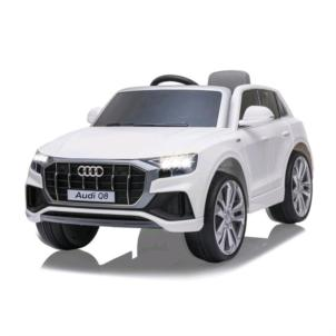 JAMARA Ride-on Audi Q8 weiß 12V 460201