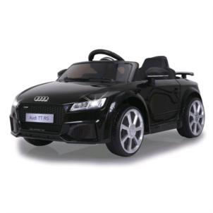 JAMARA Ride-on Audi TT RS schwarz 12V 460681