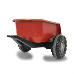 JAMARA Anhänger Ride-on rot für Traktor Power Drag/Big Wheel
