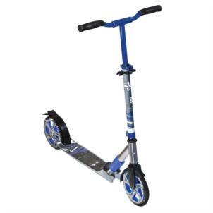 MUUWMI Aluminium Scooter Deluxe 205 mm grau-blau 551